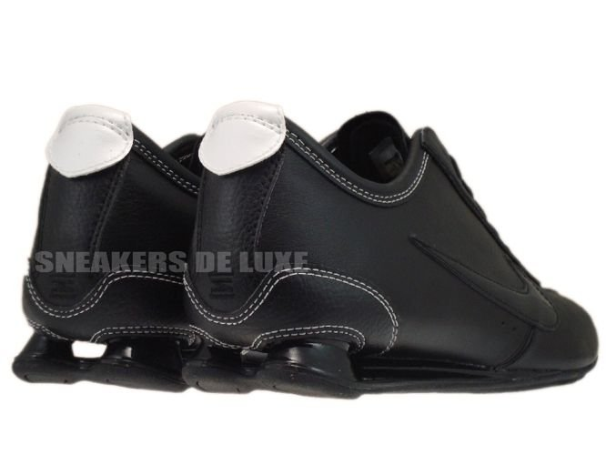 ... 316317-017 Nike Shox Rivalry Black/Cool Grey ...