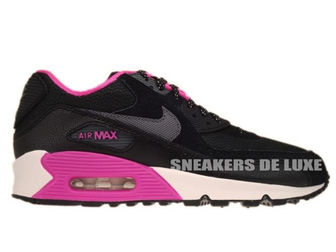 nike air max 90 black pink grey