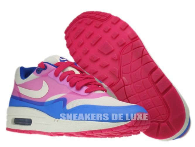 the best attitude b0f27 d3391 579758-100 Nike Air Max 1 Premium Hyperfuse Sail-Pink Force ...