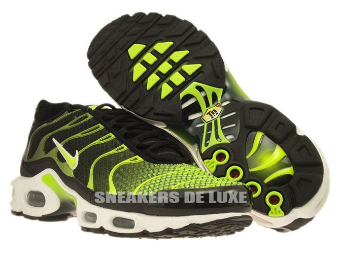 uk availability 097fd ce1a9 647315-071 Nike Air Max Plus TN 1 Black-White  ...