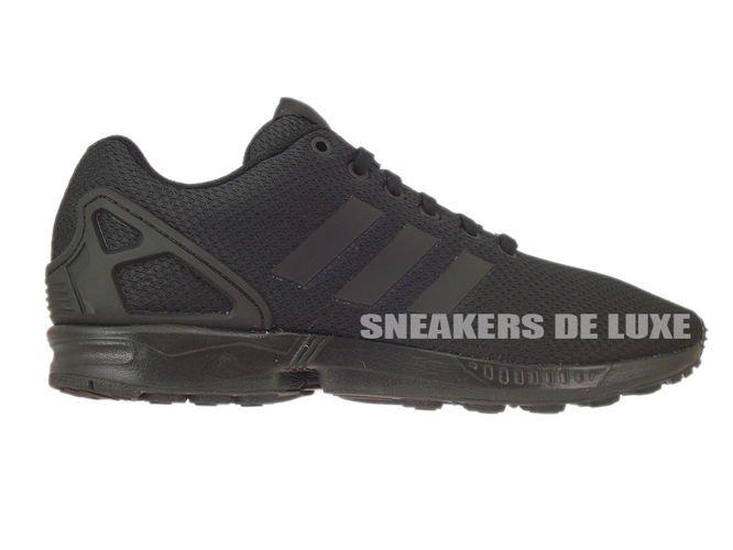 Af6404 adidas zx Flux Core negro / CORE negro / gris oscuro af6404