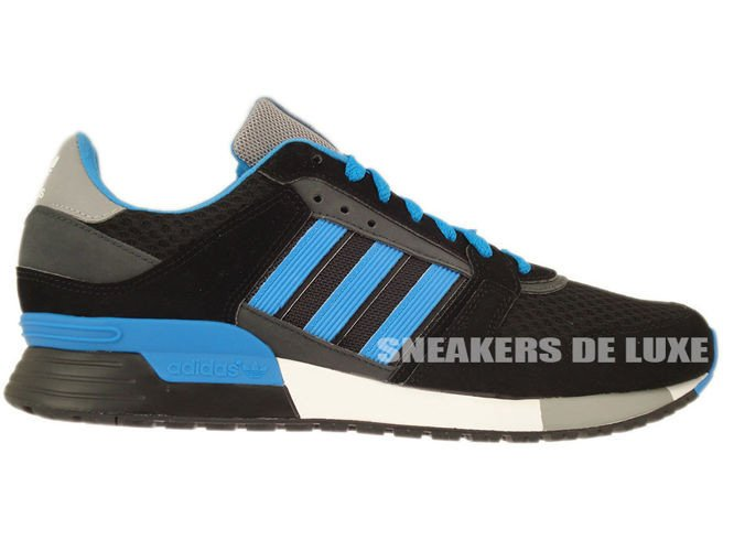 Uk Mens Adidas Zx 630 - Product Eng 600 D67743 Adidas Zx 630 Black Solar Blue Carbon