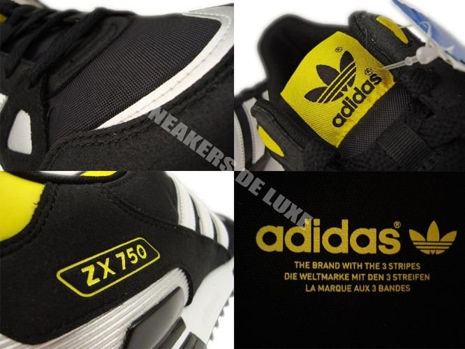 sports shoes 9a54e 7de4f ... netherlands g61241 adidas originals zx 750 blackwhitemetallic silver  2018 release eb608 49512 09006 930da