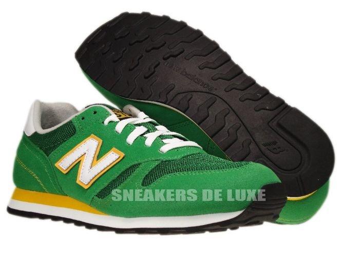 New Balance Green Yellow