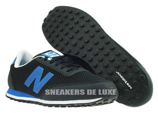 new balance 410 black blue