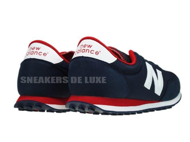 New Balance Shoes – Lifestyle U430 Navy BlueRedGrey