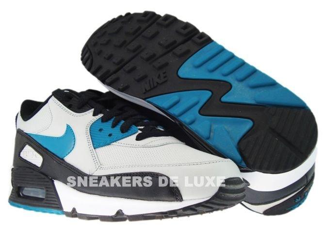 Nike Air Max 90 Neutral Grey Blustery Black