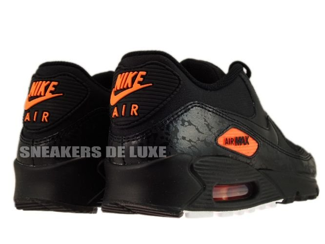Nike Air Max 90 Orange And Black
