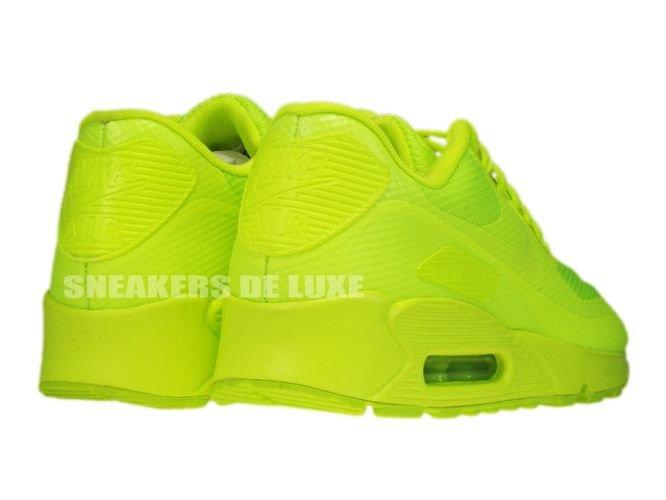 ... Nike Air Max 90 Premium Hyperfuse Volt/Volt 454446-700 ...