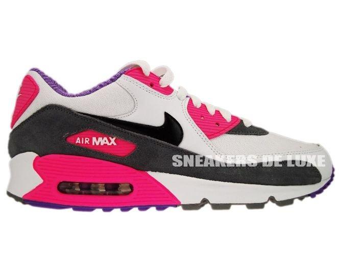 nike air max 90 pink and grey