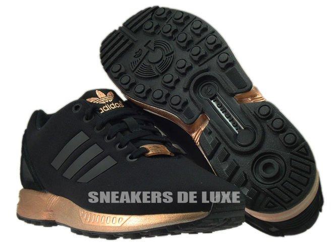 adidas zx flux koper zwart