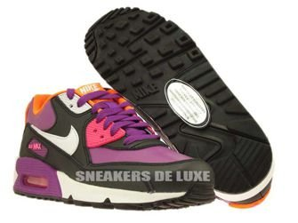 345017-504 Nike Air Max 90 Bold Berry/ White-Pink Pow-Black