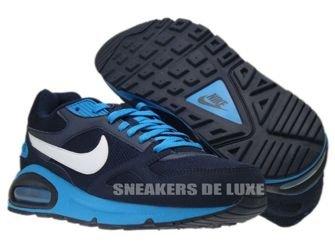 409762-414 Nike Air Max Classic SI Obsidian/White-BlueGlow