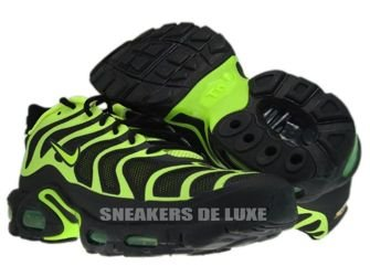 483553-070 Nike Air Max Plus TN 1.5 Hyperfuse Black/Volt-Black