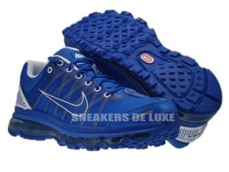 486978-400 Nike Air Max 2009+ Varsity Royal/Varsity Royal