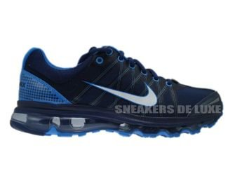 486978-401 Nike Air Max 2009+ Midnight Navy/White-Soar