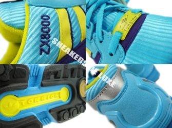 Adidas 553383 Originals ZX 8000 Laqua/Lempel/Violet