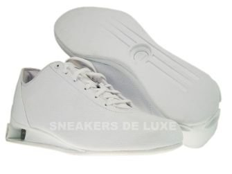 Adidas Fused Bounced Leather White G18101