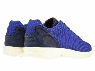 B34471 adidas ZX Flux Dark Blue / Night Flash / Rich Blue