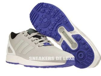 B34505 adidas ZX Flux Clear Onix / Clear Onix / White
