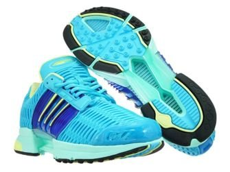 BA7157 adidas ClimaCool 1 Bright Cyan/Semi Frozen Yellow/Purple