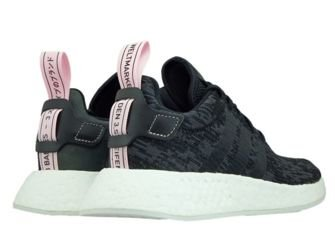 BY9314 adidas NMD R2 W Core Black/Core Black/Wonder Pink