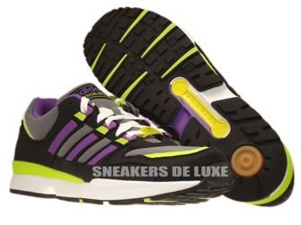 D66130 adidas Torsion Integral S Aluminium/Lime/Black