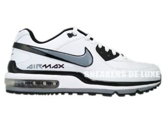 NIKE Air Max LTD II White/Stealth/Black/Burgundy 316391-131