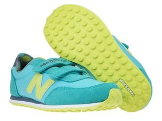 New Balance KE410Z5Y Aqua/Yellow