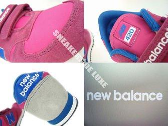 New Balance KE420IBY 410