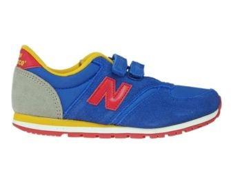 New Balance KE420LRY Blue / Red