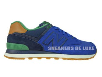 New Balance ML574NEA Blue / Green