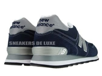 New Balance ML574NVS 574 Navy/Silver