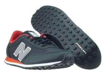 New Balance U410GBR Black / Grey / Red