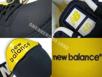 New Balance U410MNY 410 Navy/Yellow