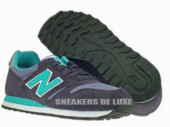 New Balance W373SPM Purple / Turquoise