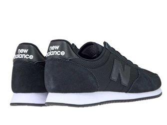 New Balance WL220TB Black with Phantom