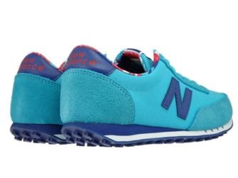 New Balance WL410CPE Teal with Atlantic