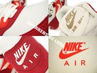 Nike Air Max 1 Legacy Red/White-Khaki-Gum-Dark Brown 308866-602