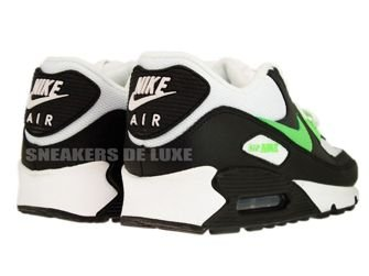 Nike Air Max 90 Black/Neo Lime-Anthracite 309299-035