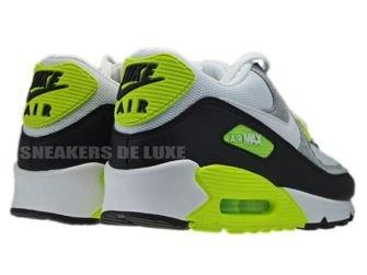 Nike Air Max 90 Black/White-Medium Grey-Volt 325018-048