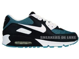 Nike Air Max 90 Black/White/Turbo Green 325018-020