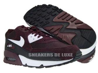 Nike Air Max 90 Deep Burgundy/White-Black 325018-603