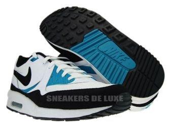 Nike Air Max Light White/Black Glass Blue 315827-121