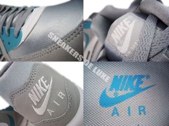 Nike Air Max Light Wolf Grey/White-Mineral Blue