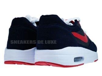 Nike Air Max Maxim 1+ Omega Pack Obsidian/Sport Red/White 366488-401