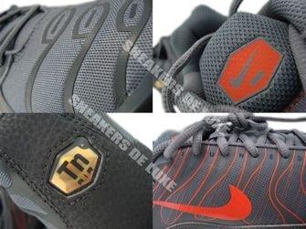 Nike Air Max Plus TN 1.5 Cool Grey/Team Orange-Dark Grey-Black 426882-080