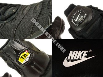 Nike Air Max Plus TN 1 Black/Black-Black