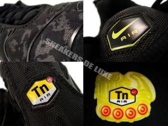 Nike Air Max Plus TN 1 Black/High Voltage-Dark Grey