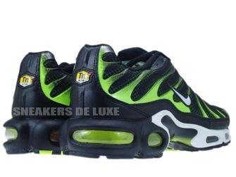 Nike Air Max Plus TN 1 Black/White-Volt